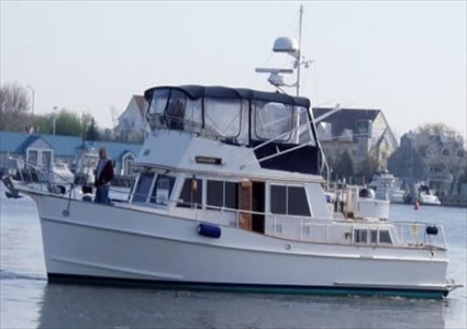 ... 42' Grand Banks Classic (Stabilized) 1993 ...