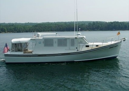 42' Provincial Lobsterboat 2000