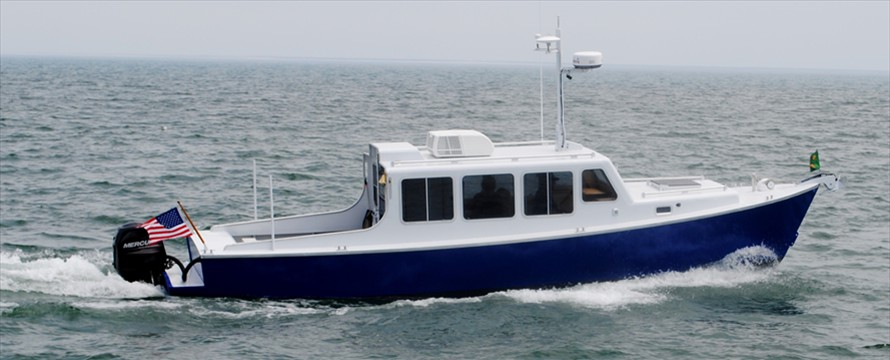 Small trawlers for sale