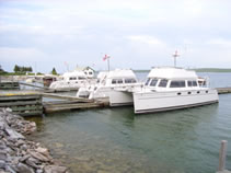 Muldrum Bay Marina
